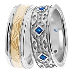2016 Wedding Bands Collections